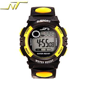 Đồng hồ điện tử trẻ em và nam giới đeo tay phong cách sport – DH019