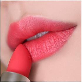 Mac Powder Kiss Lipstick 308 Mandarin O 3g-2
