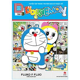 Doraemon Tuyển Tập Tranh Truyện Màu Kĩ Thuật Số Tập 3 (Tái Bản 2020)