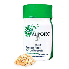 Original Alipotec Tejocote Root Treatment - 1 Bottle (3 Month Treatment) - Most Popular, All-Natural Weight Loss Supplement in Mexico - 100 Percent Authentic Product