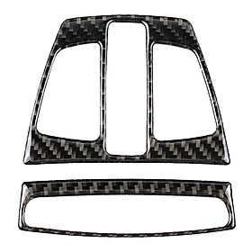 1pack ABS Car Dome Reading Light Frame Cover Trim For BMW 1 2 3  F20 F36