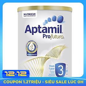 Sữa bột Aptamil Profutura ÚC số 3 cho trẻ từ 1 tuổi trở lên, 900g