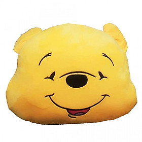 Hình đại diện sản phẩm Gấu bông mặt gấu 50x30cm