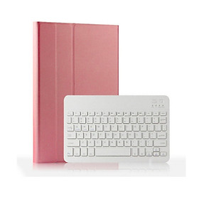 Bao da kèm bàn phím Bluetooth Samsung Tab A7 Lite T225 Smart Keyboard - Hàng nhập khẩu