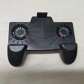 Tay Cầm Chơi Game Tản Nhiệt PUBG Gamepad Tích Pin Sạc Dự Phòng 1200mAh Cho Điện Thoại Android iOS
