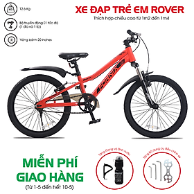 Xe đạp địa hình Fornix Rover