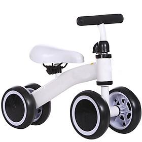 Xe chòi chân 4 bánh cân bằng cho bé tập đi