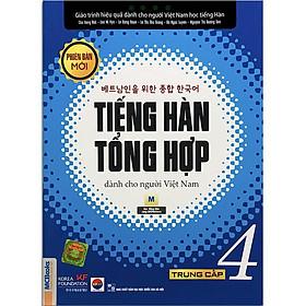 Sách - Tiếng Hàn Tổng Hợp Dành Cho Người Việt Nam - Trung Cấp 3 Phiên Bản Mới (2 Màu)