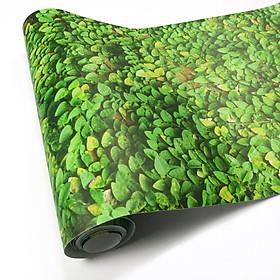 Giấy PVC Dán Tường Sàn 3D Tự Dính Không Thấm Nước (125x16 inches)