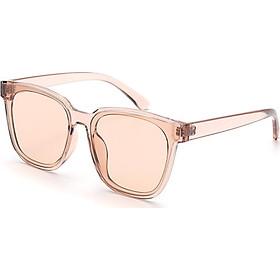 Blue (Bluekiki) sunglasses unisex sunglasses frame big box men driving driving mirror ladies UV glasses TR91 black frame black film