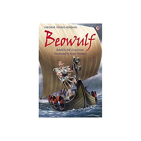 Usborne Young Reading Series Three: Beowulf