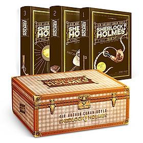 Sherlock Holmes Toàn Tập (3 Tập - Hộp Ngang) (Bìa Cứng)(Tái Bản)