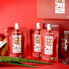 Nước nha đam hữu cơ Hàn Quốc vị táo