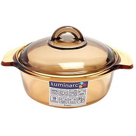 Nồi Thủy Tinh Luminarc Vitro Amberline Blooming L2715 - 1.5L