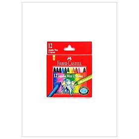 Bút Sáp Màu Jumbo Faber-Castell-120040 - 12 Màu