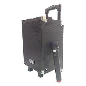 Loa kéo karaoke Bluetooth q8 tặng kèm 1 micro không dây cực hay
