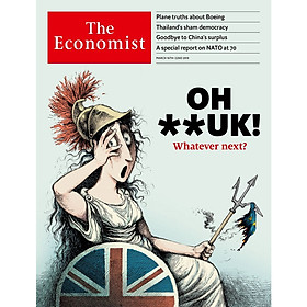 [Download sách] The Economist: Oh UK - What Ever Next? - 11.19