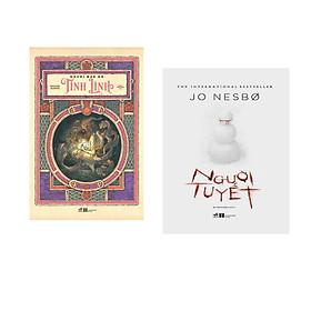 Combo 2 cuốn sách: Người bảo hộ tinh linh + Người tuyết