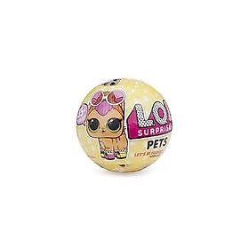 Đồ chơi Mô hình LOL SURPRISE L.O.L Surprise Phiên bản thú cưng dòng 3-2A 550747/549574