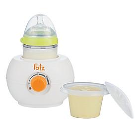 Máy hâm sữa 3 chức năng cho bình cổ siêu rộng FatzBaby FB3027SL - Tặng kèm 01 dụng cụ gắp mắt dứa tiện lợi