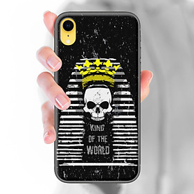 Ốp lưng dành cho iPhone XR  mẫu King of the wolrd