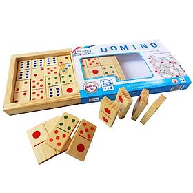 Domino (Gỗ)