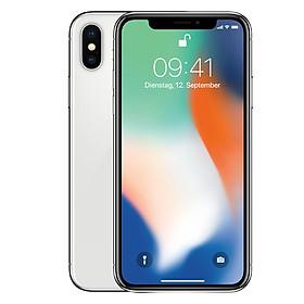 Điện Thoại iPhone X 256GB - Hàng Nhập Khẩu - Bạc