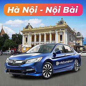 Voucher xe tiễn Hà Nội - Nội Bài 4 chỗ HNNB4C