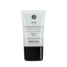 Kem Lót Absolute Newyork Flawless Face Foundation Primer NF080 - Clear (5g)