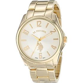 U.S. Polo Assn. Classic Men's USC80215 Gold-Tone Watch