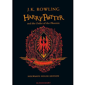 Harry Potter and the Order of the Phoenix - Gryffindor Edition (Hardback)