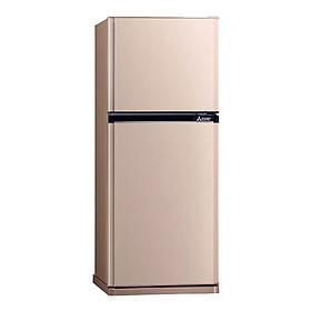 Tủ lạnh Mitsubishi 206L MR-FV24EM-PS-V - Hàng Chính Hãng + Tặng Bình Đun Siêu Tốc