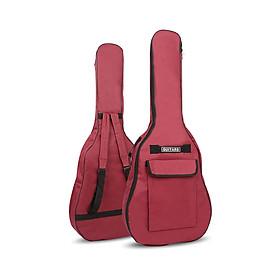 Túi Đựng Đàn Guitar Có Dây Đeo Vai Chống Thấm Nước (40/41 Inch)