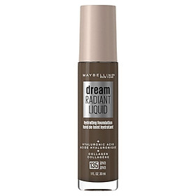 Maybelline Dream Radiant Liquid Foundation 135 Java Online Only