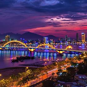 [Tour Xe Lửa] Đà Nẵng - Huế - Thánh Địa La Vang - Động Thiên Đường 3N4Đ Khởi Hành Tối Thứ 05 Hàng Tuần