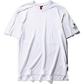 Áo Thun T-shirt Unisex Tay Chữ X DTK09D
