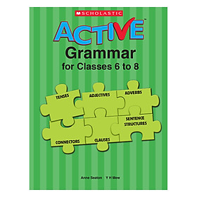 Active Grammar For Classes 6-8