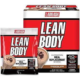 Bữa ăn thay thế thông minh Labrada LeanBody -  Hỗ trợ tăng cơ giảm mỡ, nhanh chóng, tiện lợi, đầy đủ chất dinh dưỡng (Gói)