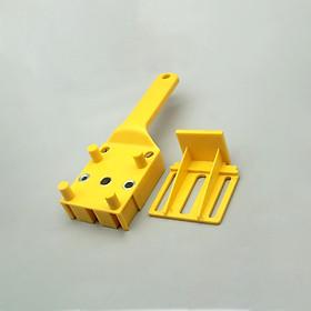 Bộ cữ khoan mộng chốt gỗ thẳng cầm tay 6-8-10mm