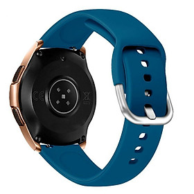 Silicone Original Sport Watch Band For Galaxy Watch Active Smart Watch Strap For Samsung Galaxy Watch Replacement New Strap