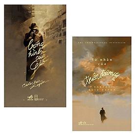 [Download sách] Combo Bóng Hình Của Gió + Tù Nhân Của Thiên Đường (tặng kèm bookmark PĐ)