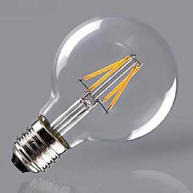 Đèn Led Edison - Combo 5 đèn Led Edison 4W Ánh Sáng Vàng - Edison G95 E27