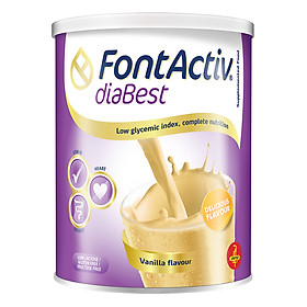Sữa Font Activ DiaBest Tiểu Đường 800g