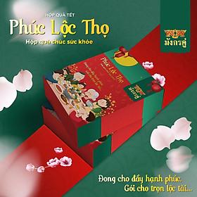 Hộp Quà Phúc Lộc Thọ by Song Long - Hộp To