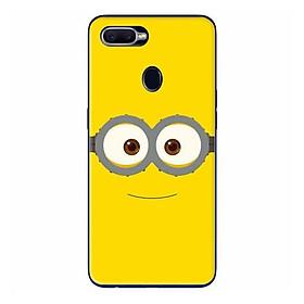 Hình đại diện sản phẩm Ốp lưng dành cho điện thoại Oppo F9 - A7 - Minion Cặp Mắt