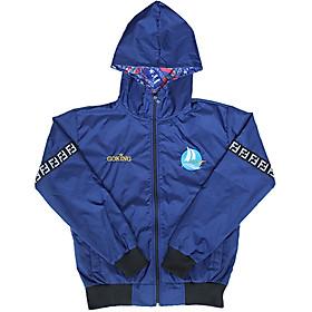 Áo khoác bé trai hàng hiệu GOKING cao cấp, áo khoác dù trẻ em xuất khẩu