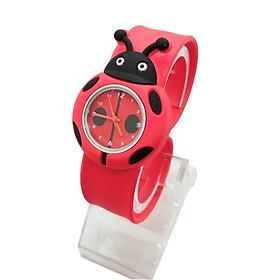 Đồng hồ Silicon Bọ Cánh Cứng đáng yêu cho bé