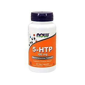 Viên Uống 5-HTP (5-hydroxytryptophan) 100mg Hỗ Trợ Neurotransmitter