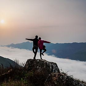 Tour 2N1Đ Săn Mây Tà Xùa - Đồi Chè Thanh Sơn - Háng Đồng, Khởi Hành Thứ 7 Hàng Tuần Từ Hà Nội