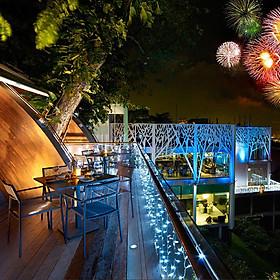 Vé Buffet Tại Sentosa - Singapore (Bữa Tối 17:00 - 22:00)